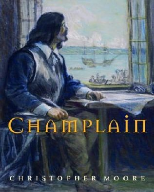 book cover of Champlain