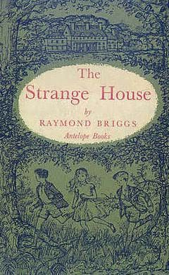 book cover of The Strange House