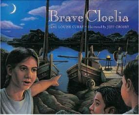book cover of Brave Cloelia