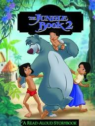 book cover of The Jungle Book 2