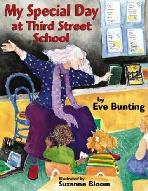 book cover of My Special Day at Third Street School
