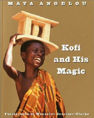 book cover of Kofi and His Magic