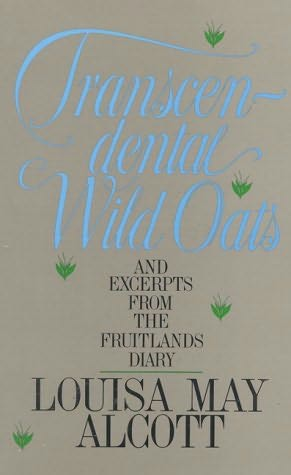 book cover of Transcendental Wild Oats