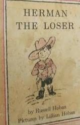 book cover of Herman the Loser