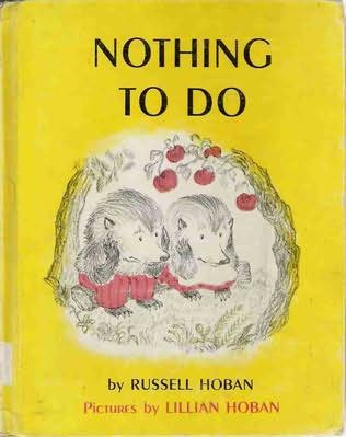 book cover of Nothing to Do