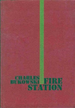 book cover of Fire Station