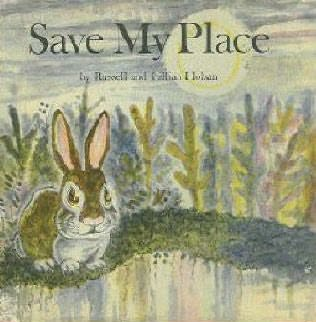 book cover of Save My Place
