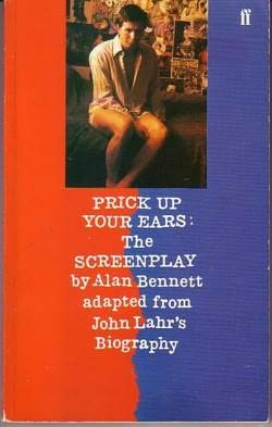 book cover of Prick Up Your Ears