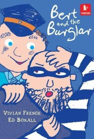 book cover of Bert and the Burglar