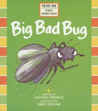 book cover of Big Bad Bug