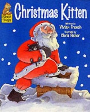 book cover of Christmas Kitten
