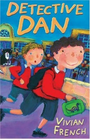 book cover of Detective Dan