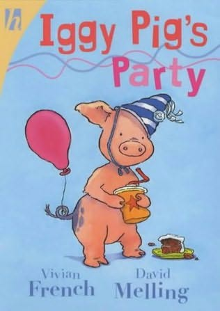 book cover of Iggy Pig\'s Party