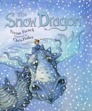 book cover of The Snow Dragon
