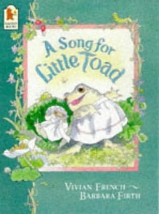 book cover of Song for Little Toad