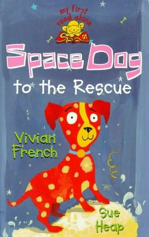 book cover of Space Dog to the Rescue