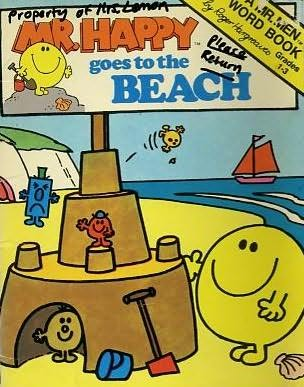 Mr. Men Books - dltk-teach.com