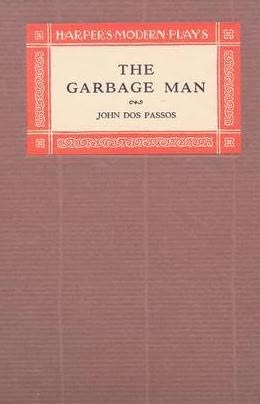 book cover of The Garbage Man