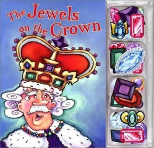 book cover of The Jewels on the Crown