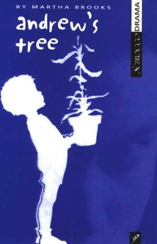 book cover of Andrew\'s Tree