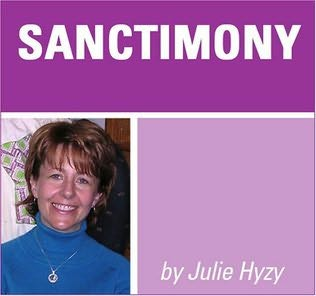book cover of Sanctimony