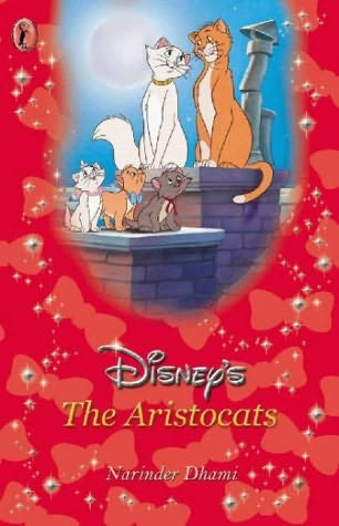 book cover of The Aristocats