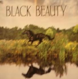 book cover of Black Beauty