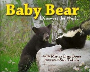book cover of Baby Bear Discovers the World