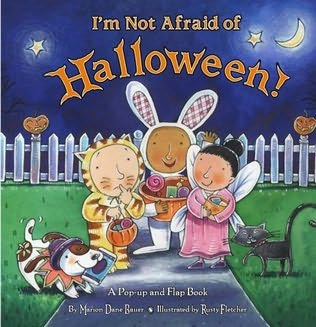book cover of I\'m Not Afraid of Halloween!