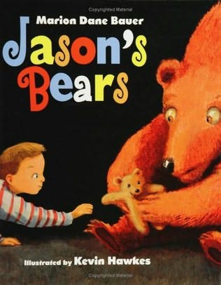 book cover of Jason\'s Bears