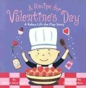 book cover of A Recipe for Valentine\'s Day