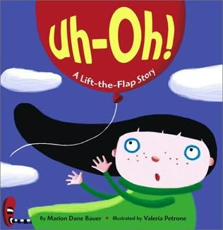 book cover of Uh-Oh!