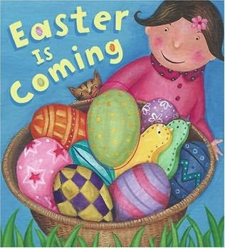 book cover of Easter Is Coming