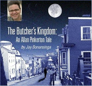 book cover of The Butcher\'s Kingdom