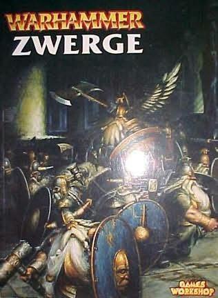 book cover of Warhammer Armies: Warhammer Zwerge