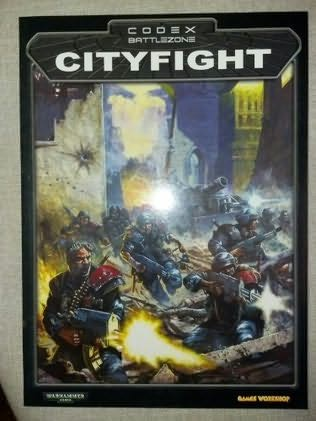 book cover of Cityfight
