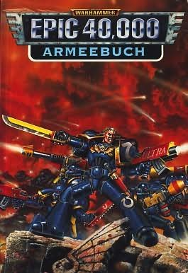 book cover of Epic Warhammer 40, 000: Armeebuch