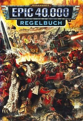 book cover of Epic Regelbuch