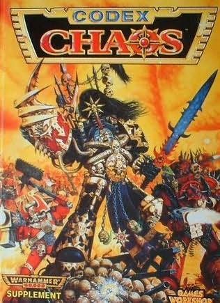 book cover of Codex: Chaos