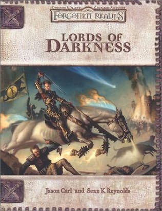 book cover of Lords of the Darkness