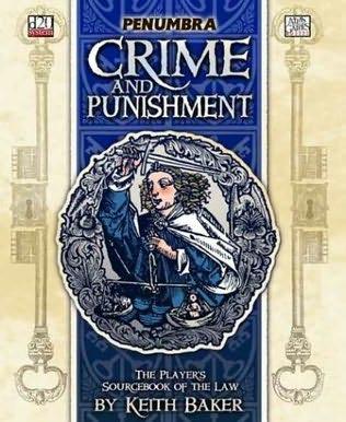 book cover of Crime & Punishment