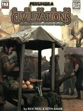 book cover of Seven Civilizations