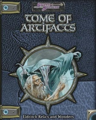 book cover of The Tome of Artifacts