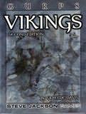 book cover of Gurps Vikings