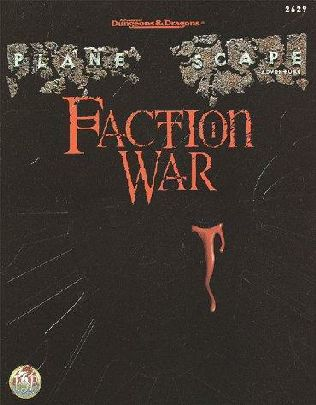 book cover of Faction War