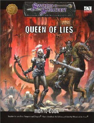 book cover of Queen of Lies