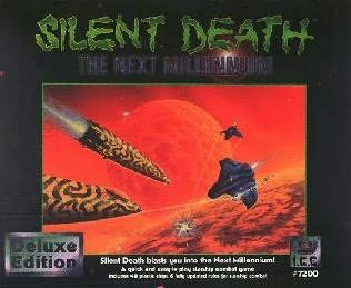 book cover of Silent Death, the Next Millennium