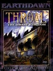 book cover of Throal: The Dwarf Kingdom