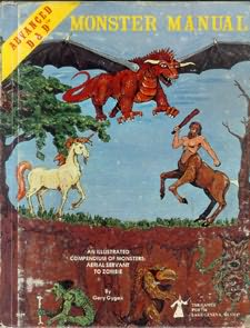 book cover of Monster Manual