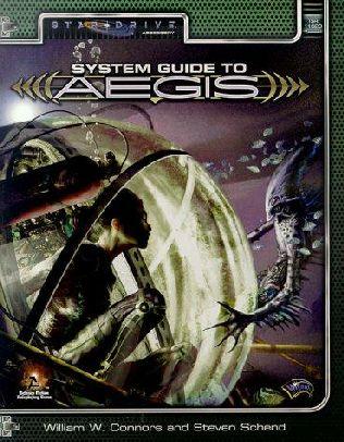 book cover of Aegis